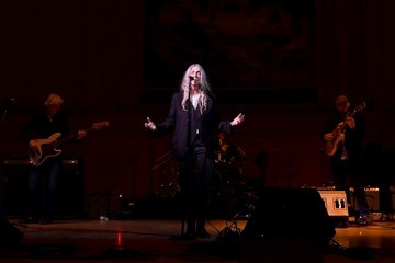 Patti Smith 33nd Annual Tibet House US Benefit Concert & Gala - Rehearsals