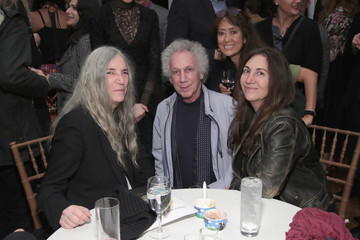 Patti Smith Pathway to Paris Concert for Climate Action - After Party