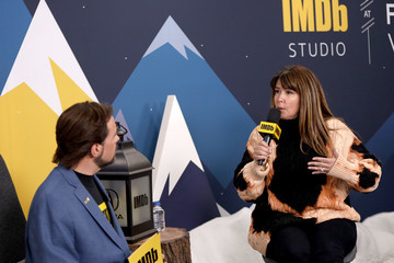 Patty Jenkins The IMDb Studio At Acura Festival Village On Location At The 2019 Sundance Film Festival – Day 2