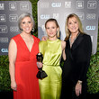 Patty Kerr Kristen Bell Accepts The #SeeHer Award At The 25th Annual Critics' Choice Awards