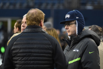 Paul Allen Wild Card Round - Detroit Lions v Seattle Seahawks