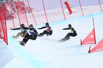 Paul Berg FIS Freestyle Ski World Cup - Men's and Women's Snowboardcross