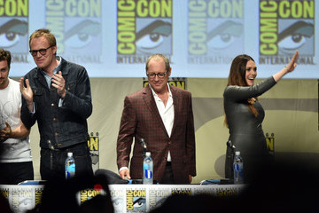 Paul Bettany Marvel Studios Panel - Comic-Con International 2014