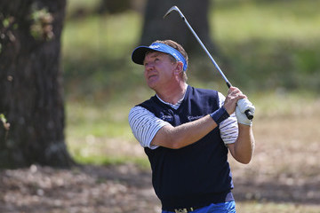 Paul Broadhurst Rapiscan Systems Classic - Round One