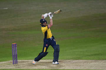Paul Collingwood Nottinghamshire v Durham - Royal London One-Day Cup