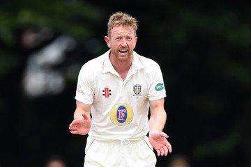 Paul Collingwood Derbyshire v Durham - Specsavers County Championship: Division Two