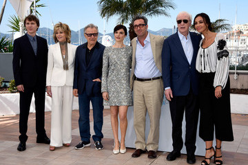 Paul Dano Madalina Ghenea 'Youth' Photocall - The 68th Annual Cannes Film Festival