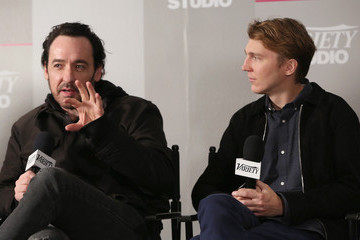 Paul Dano Variety Studio Presented By Moroccanoil At Holt Renfrew - Day 4 - 2014 Toronto International Film Festival