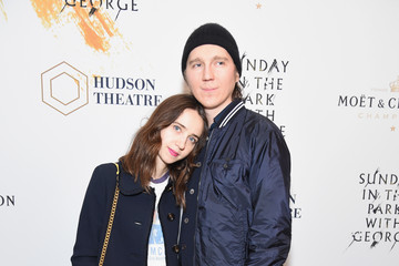 Paul Dano 'Sunday in the Park With George' Broad Way Opening Night - Arrivals & Curtain Call