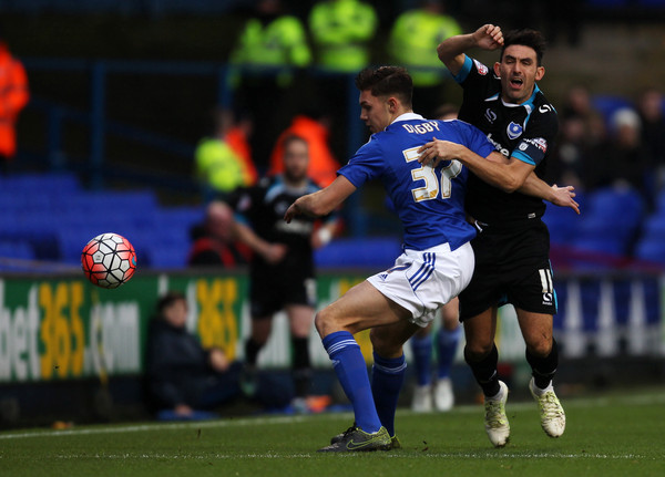 Ipswich Town v Portsmouth - The Emirates FA Cup Third Round