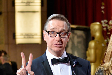 Paul Feig Stars Leave the Academy Awards