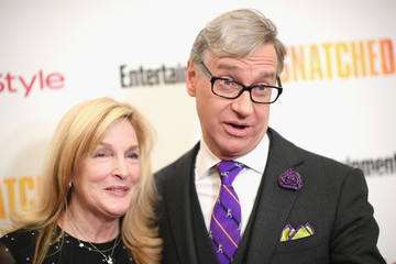 Paul Feig Laurie Karon 'Snatched' New York Premiere