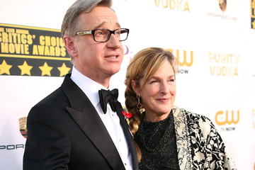 Paul Feig Arrivals at the Critics' Choice Awards