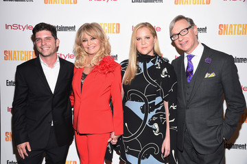 Paul Feig 'Snatched' New York Premiere