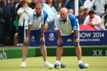Paul Forster 20th Commonwealth Games: Lawn Bowls