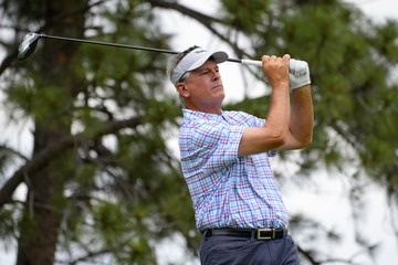 Paul Goydos US Senior Open Championship - Round Two