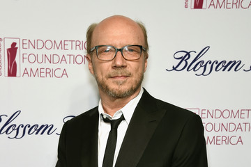 Paul Haggis 7th Annual Blossom Ball Benefiting the Endometriosis Foundation of America Hosted By EFA Founders Padma Lakshmi And Tamer Seckin, MD - Arrivals