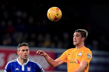 Paul Huntington Ipswich Town v Preston North End - Sky Bet Championship
