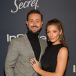 Paul Khoury The 2020 InStyle And Warner Bros. 77th Annual Golden Globe Awards Post-Party - Red Carpet