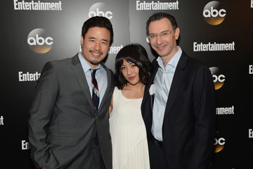 Paul Lee Entertainment Weekly and ABC Upfront Celebration