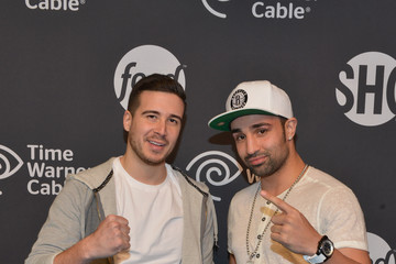 Paul Malignaggi Ultimate Tailgate Experience Held in NYC