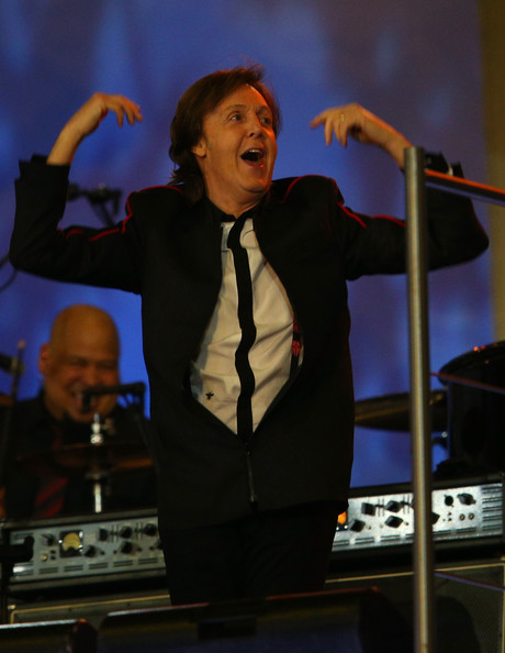 Paul McCartney - 2012 Olympic Games - Opening Ceremony