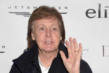 "Paul McCartney DuJour Media, JetSmarter's Ronn Torossian, Gilt's Jonathan Greller,  Jason Binn & elit Vodka Celebrate ""This Beautiful Fantastic"""