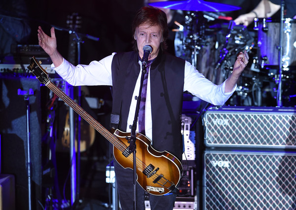 Paul McCartney - Paul McCartney In Concert - New York, NY