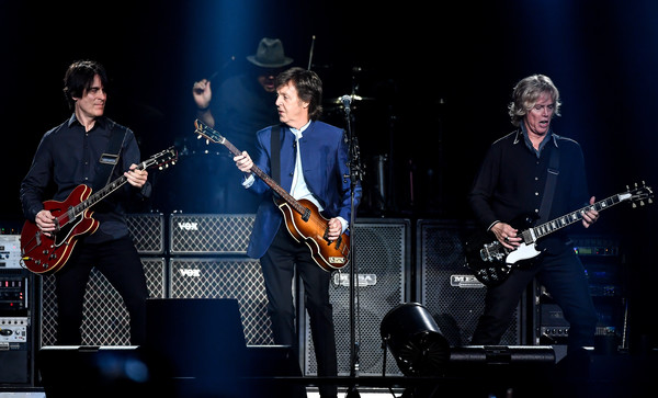Paul McCartney Performs at Save Mart Center