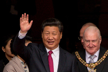 Paul Murphy State Visit of the President of the People's Republic of China - Day 5