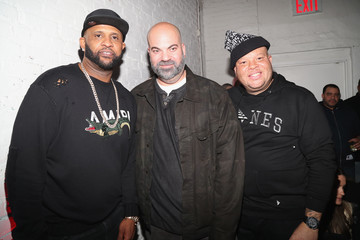 Paul Rosenberg Def Jam's Pre-GRAMMY Celebration Sponsored By Patron Tequila and Parajumpers with Puma, Saucey & Heineken