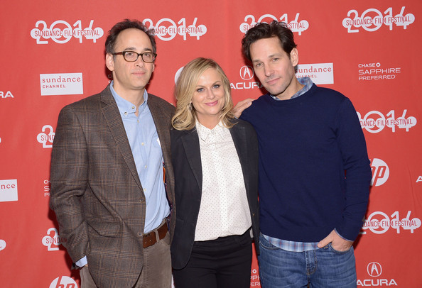 Paul Rudd And David Wain Photos Photos They Came Together