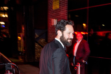 Paul Rudd 'Manus x Machina: Fashion in an Age of Technology' Costume Institute Gala - After Parties