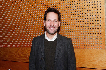 "Paul Rudd BAM's Opening Night Party For ""Medea"""