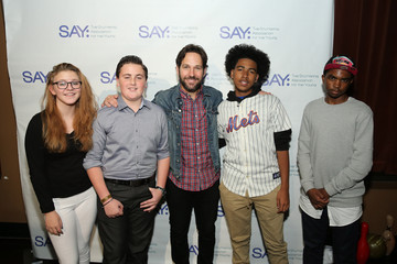 Paul Rudd 4th Annual All-Star Bowling Benefit Supporting The Stuttering Association For The Young