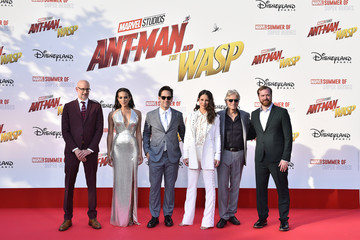 """Paul Rudd Stephen Broussard European Premiere of Marvel Studios """"Ant-Man And The Wasp"""""""