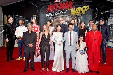 """Paul Rudd Stephen Broussard Los Angeles Global Premiere For Marvel Studios' Ant-Man And The Wasp"""""""