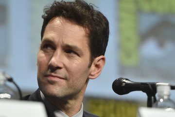 "Paul Rudd Marvel's Hall H Panel For ""Ant-Man"" And ""Avengers: Age Of Ultron"""