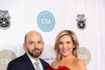 Paul Scheer June Diane Raphael The Casting Society Of America's 34th Annual Artios Awards - Arrivals