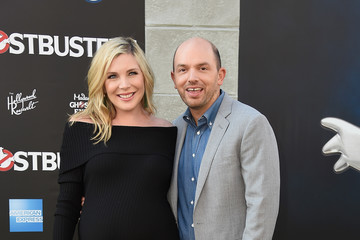 Paul Scheer Premiere of Sony Pictures' 'Ghostbusters' - Arrivals