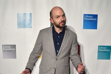 Paul Scheer 10th Annual Young Literati Toast