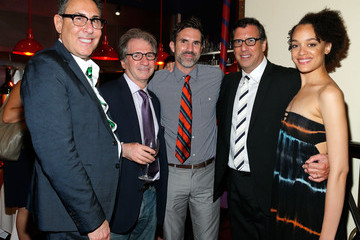 Paul Schneider 'The Divide' Afterparty in NYC