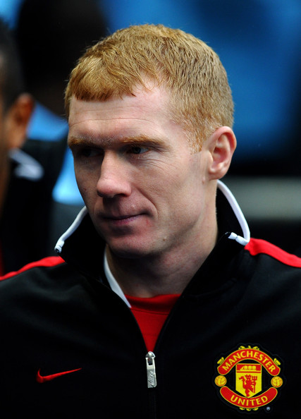 Paul Scholes - Photo Gallery
