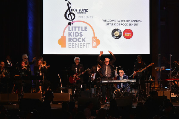 Little Kids Rock Benefit 2016