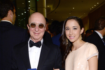 Paul Shaffer Victoria Lily Shaffer The 56th Annual GRAMMY Awards - Pre-GRAMMY Gala And Salute To Industry Icons Honoring  Lucian Grainge - Red Carpet