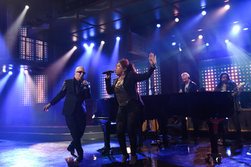 "Paul Shaffer CBS's ""The Late Show with Stephen Colbert"" - Season Two"