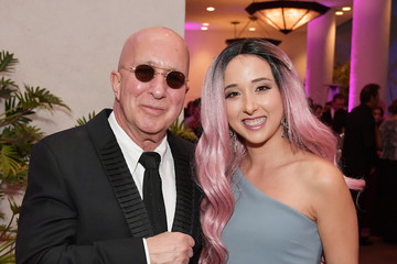 Paul Shaffer Pre-GRAMMY Gala And GRAMMY Salute To Industry Icons Honoring Clarence Avant – Inside