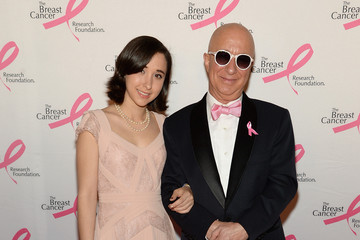 Paul Shaffer Arrivals at the Hot Pink Party