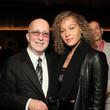 Paul Shaffer Dionne Warwick Performs At Le Chalet At L'Avenue At Saks