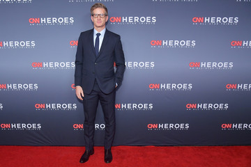 Paul Sparks 12th Annual CNN Heroes: An All-Star Tribute - Red Carpet Arrivals